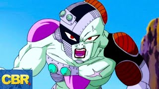 Dragon Ball: 5 Weakest Members Of The Frieza Force And The 5 Most Powerful