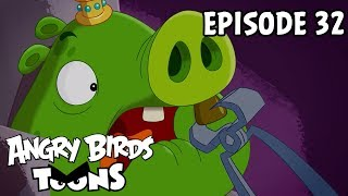 Angry Birds Toons | Tooth Royal - S1 Ep32