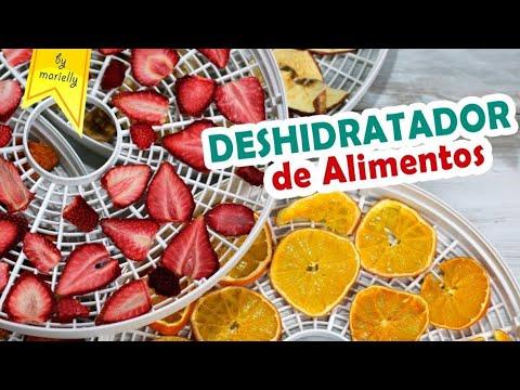 DESHIDRATADOR de ALIMENTOS Tipos y USOS by Marielly