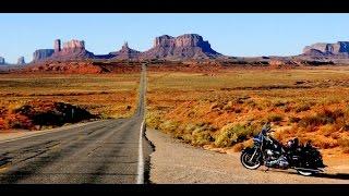 Roadtrip Aux USA En Harley-Davidson - Documentaire Complet