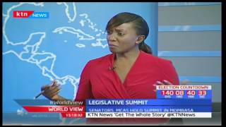 World View: Legislative Summit held in Mombasa