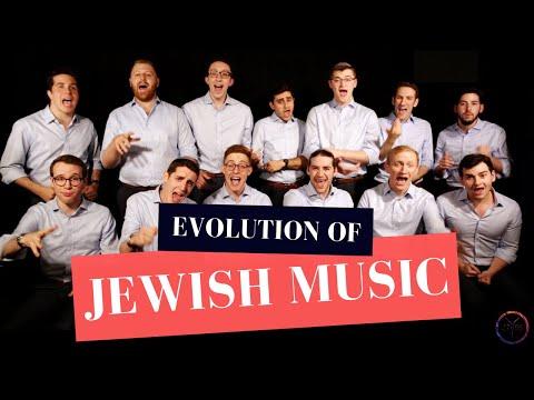 ההתפתחות של המוסיקה היהודית לפי מקהלת האקפלה Y-Studs