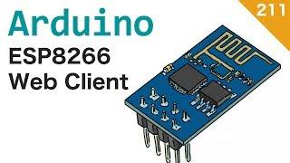 WebClient con ESP8266 e Arduino - #211