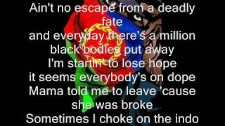 2pac Nothin to lose LYRICS -Kimm Bak