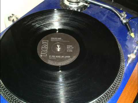EVELYN KING - IF YOU WANT MY LOVIN 12 INCH