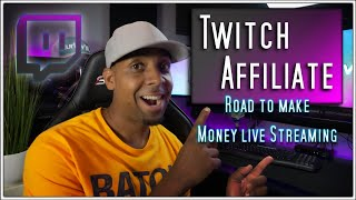 How to Get Affiliated with Twitch Fast