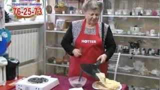 Масленица 2012. Конкурс блинов 5 минут