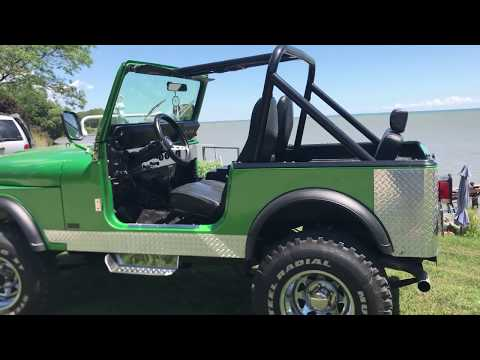 1978 Jeep CJ7 for Sale - CC-995818