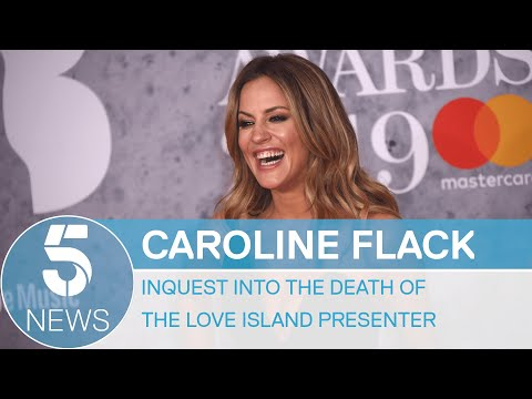 Caroline Flack inquest hears she felt her life was in ruins | 5 News