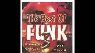FUNK MUSIC ANOS 70 & 80's  O MELHOR DO FLASH BACK Dj Ronaldo Fernandes