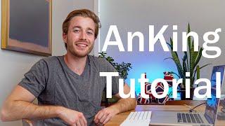 Medical School Anki Beginner Tutorial | AnKing Deck