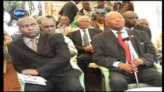 Michuki On Kibaki-Raila Consultations