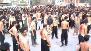 preview picture of video 'Jaloos e Taboot Imam Hassan (a.s) 28 Safar 2013 Zanjerzani at Azakhana Syed Karam Hussain (4 of 11)'