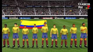 Clasicos Ps1 - Gameplay Winning eleven 2002