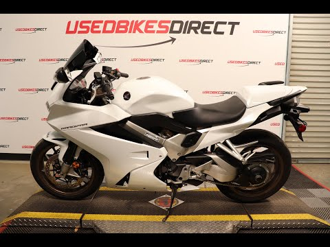 2014 Honda Interceptor Base at Used Bikes Direct