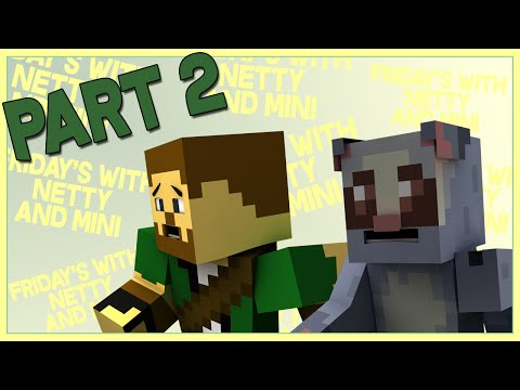 Friday's With Netty And Mini - Speed UHC - Part 2