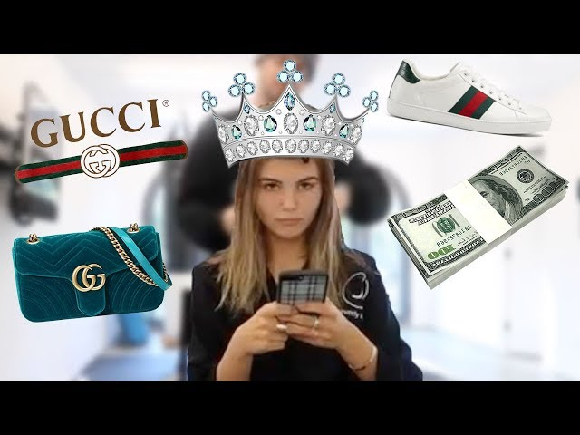 Olivia Jade Being Rich For 6 minutes Straight