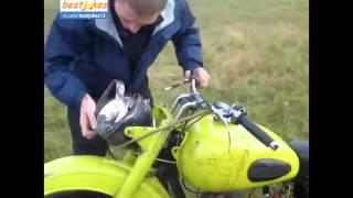 Придурки на мотоциклах УЛЕТ! 2015