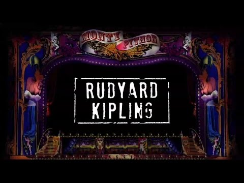 Rudyard Kipling Lyric Video