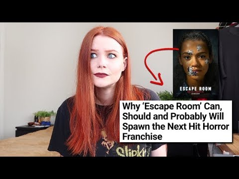 ESCAPE ROOM MOVIE REVIEW