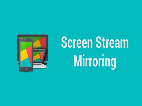 Screen Stream Mirroring Pro - Android app on AppBrain