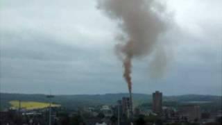 preview picture of video 'Wetzlar, Zementwerk'
