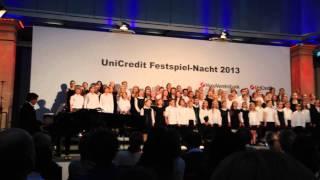 Kinderchor Bayrische Staatsoper Opernfestspiele 2013