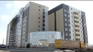 Строительство нового общежития  СТИ НИТУ МИСИС в Старом Осколе