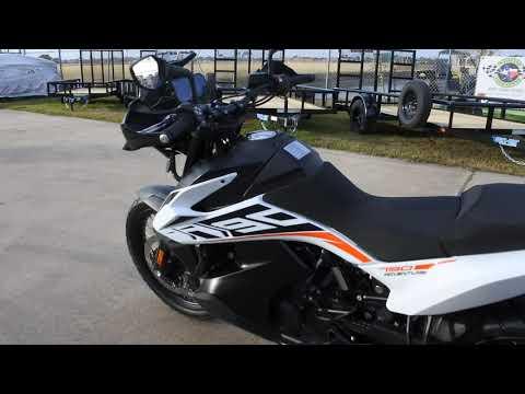 2020 KTM 790 Adventure in La Marque, Texas - Video 1