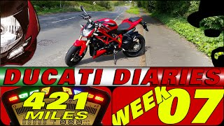Ducati Streetfighter 848 - Early Impressions Review