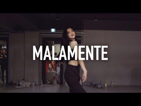 ROSALÍA - MALAMENTE / Sieun Lee Choreography