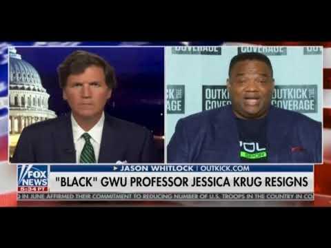 Jason Whitlock on the Liberal Whites Who Make Their Living as Blacks