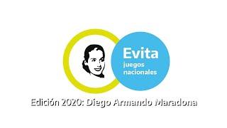 Gimnasia rítmica Juegos Evita 2020