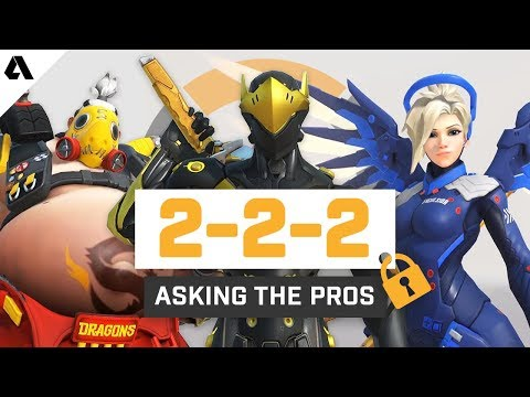 Overwatch 2-2-2 Role Lock - The Good, The Bad and The Meta? | Asking The  Pros