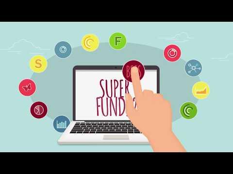 Choose your super fund