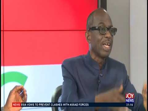 The Politics Of Opposition - PM Express on JoyNews (15-10-19)