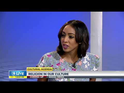 CVM LIVE - Cultural Agenda (Religion in our Culture) + Live Social JULY 20, 2018