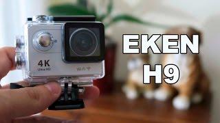 EKEN H9, review de la cámara de acción 4K más barata