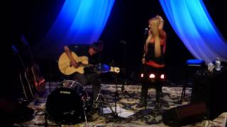 Sass Jordan - Mobile Again + High Road Easy (Acoustic) - Fort Saskatchewan, AB - February 21, 2014
