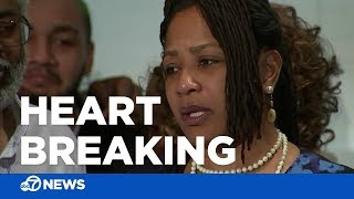 Oakland councilwoman speaks out following shooting death of son