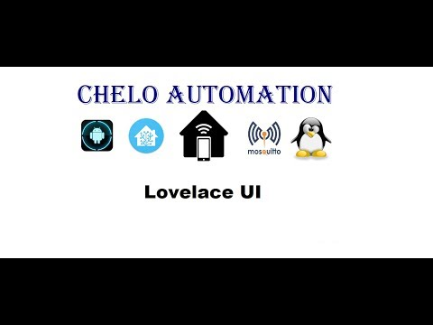 Home Assistant Lovelace Ui Examples