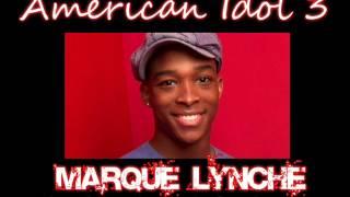 Marque Lynche - Wind Beneath My Wings
