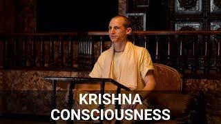 KRISHNA CONSCIOUSNESS with Ananda Krsna