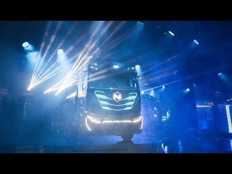 Elektriniai Nikola Tre sunkvežimiai atkeliavo į Europą. Žinome, kur jie bus ganimami