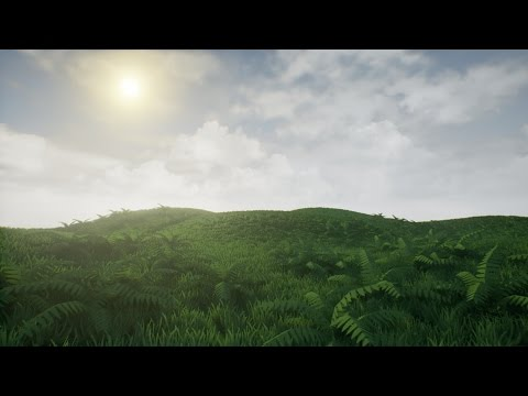 Grass_Trees, Blender for UE4 friendly :: Blender General