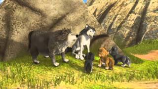Alpha And Omega 3: The Great Wolf Games - Trailer