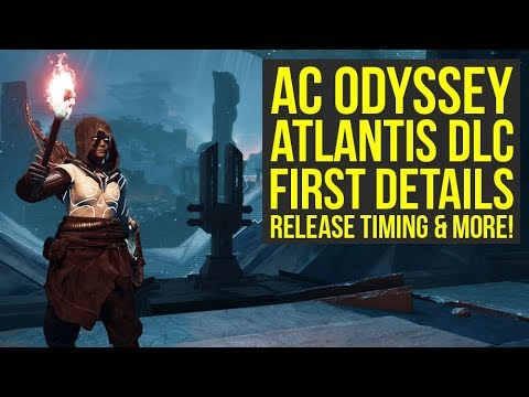 Assassin's Creed Odyssey Atlantis DLC FIRST DETAILS, Release Timing, Free Quest & More (AC Odyssey)
