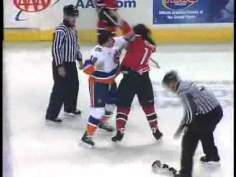 Micheal Haley vs. Ryan Hollweg