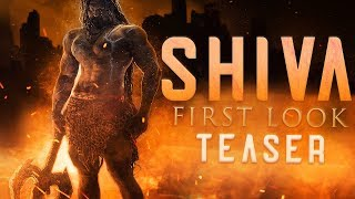 SHIVA- FIRST LOOK TEASER