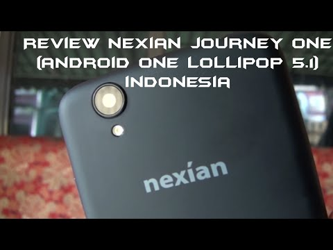 review android one nexian journey one lollipop 5 1 indonesi